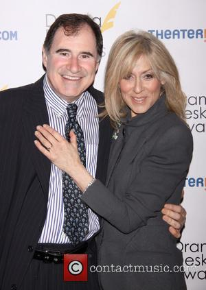 Richard Kind and Judith Light - The 2013 Drama Desk Award Nominee Luncheon held at the JW Marriott Essex House...