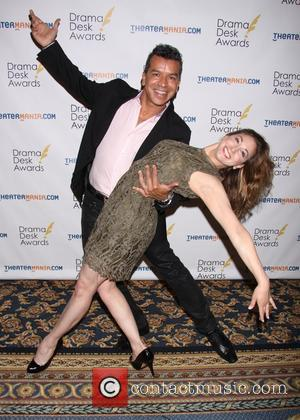 Sergio Trujillo and Lorin Latarro - The 2013 Drama Desk Award Nominee Luncheon held at the JW Marriott Essex House...