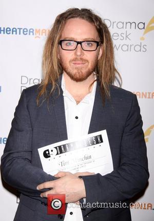 Tim Minchin - The 2013 Drama Desk Award Nominee Luncheon held at the JW Marriott Essex House - New York,...