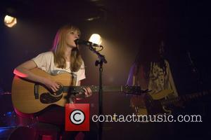 Lucy Rose - Lucy Rose headline at the Oran Mor in Glasgow - Glasgow, Scotland, United Kingdom - Wednesday 8th...