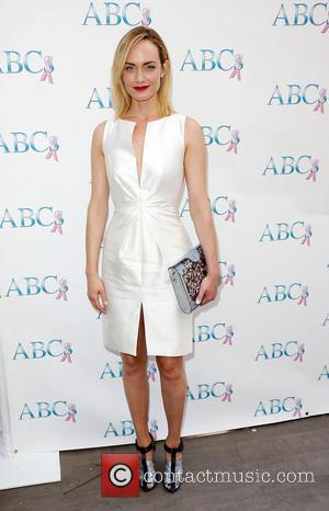 Amber Valletta - ABC's Annual Mother's Day Luncheon - Arrivals - Los Angeles, CA, United States - Wednesday 8th May...