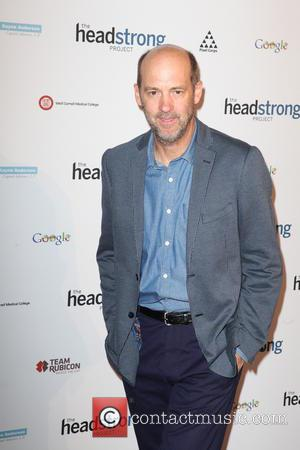 Anthony Edwards - The Headstrong Project first ever 'Words of War' event at the IAC Building - New York City,...