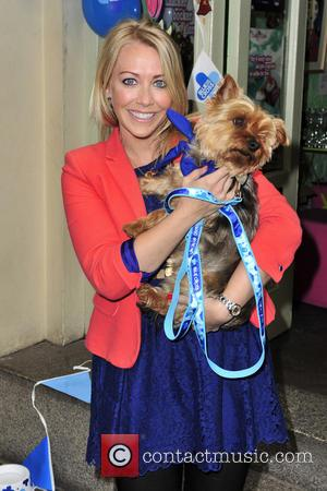 Laura Hamilton - Celebrities at the Blue Cross Tea Party - London, United Kingdom - Wednesday 8th May 2013