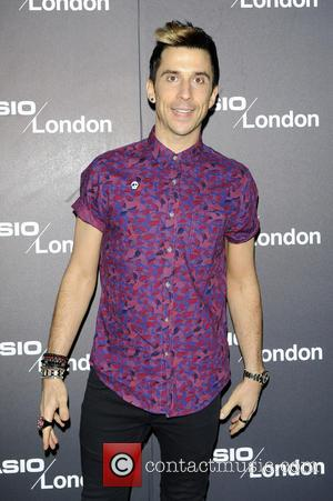 Russell Kane - Casio London Store 1st birthday party held at the Covent Garden store - London, United Kingdom -...
