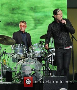 Fitz And The Tantrums, Jimmy Kimmel Live and Michael Fitzpatrick