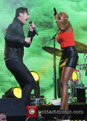 Fitz And The Tantrums, Michael Fitzpatrick and Noelle Scaggs