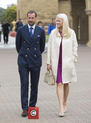 Crown Prince Haakon and Crown Princess Mette-marit