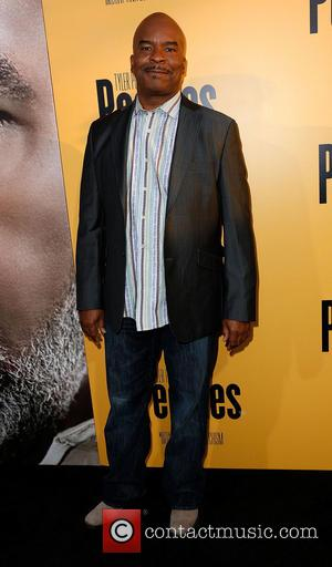 David Alan Grier - Premiere of 'Peeples' presented by Lionsgate Film and Tyler Perry at ArcLight Hollywood - Los Angeles,...