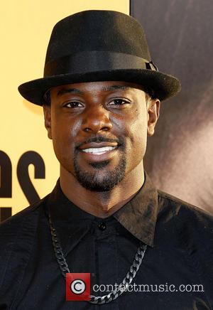 Lance Gross - Premiere of 'Peeples' presented by Lionsgate Film and Tyler Perry at ArcLight Hollywood - Los Angeles, Hollywood,...