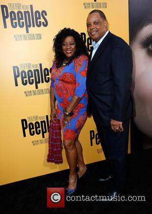 Loretta Devine and Glenn Marshall