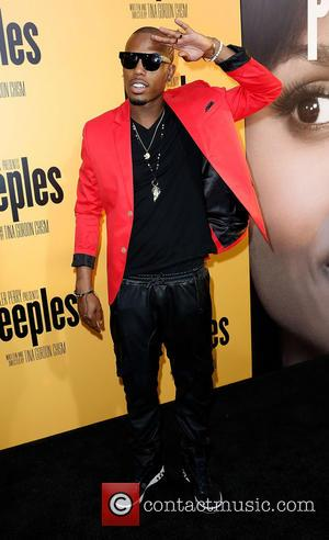 B.o.B - Premiere of 'Peeples' presented by Lionsgate Film and Tyler Perry at ArcLight Hollywood - Hollywood, California, United States...
