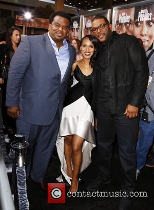 Craig Robinson, Kerry Washington and Tyler Perry