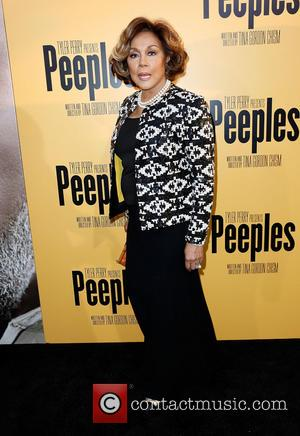 Diahann Carroll - Premiere of 'Peeples' presented by Lionsgate Film and Tyler Perry at ArcLight Hollywood - Hollywood, California, United...