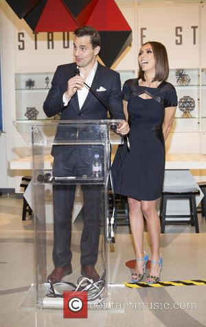 Bill Rancic and Giuliana Rancic