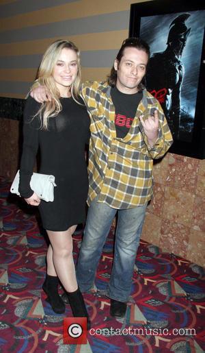 Edward Furlong and Monica Keena
