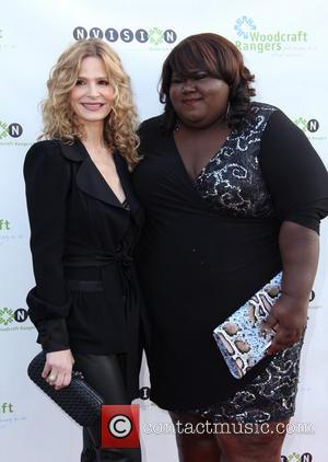 Kyra Sedgwick and Gabourey Sidibe
