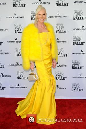 Michelle Herbert - 2013 New York City Ballet Spring Gala - Red Carpet Arrivals - Manhattan, NY, United States -...