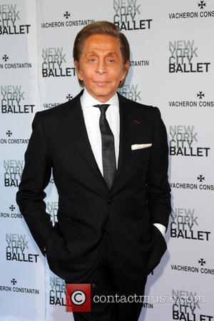 Valentino - 2013 New York City Ballet Spring Gala - Red Carpet Arrivals - Manhattan, NY, United States - Thursday...
