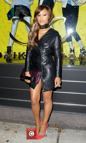 EVE - Celebrities attend Eve's listening party for her new album 'Lip Lock' hosted by Monika Chiang - New York...