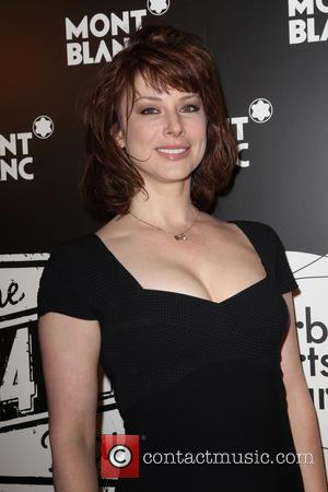 Diane Neal - Montblanc presents The 24 Hours Play in Los Angeles - Beverly Hills, California, United States - Thursday...