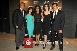 Jan Patrick Schmitz, Rosie Perez, Tracie Thoms, Diane Neal and Philip Courtney