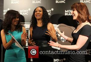 Rosie Perez, Tracie Thoms and Diane Neal