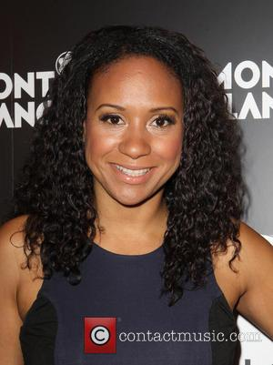 Tracie Thoms - Montblanc presents The 24 Hours Play in Los Angeles - Beverly Hills, California, United States - Thursday...