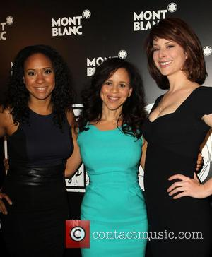 Tracie Thoms, Rosie Perez and Diane Neal