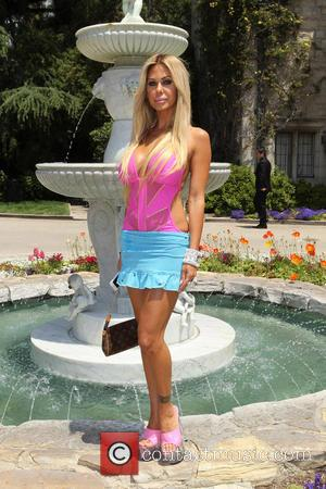 Shauna Sand - Playboy Magazine's 2013 Playmate of the Year ceremony held at the Playboy Mansion. - Holmy Hills, California,...