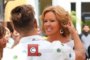 Mary Murphy - 'So You Think You Can Dance' judges, Mary Murphy and Cat Deeley seen at The Grove for...