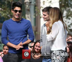 Siva Kaneswaran, Tom Parker and Renee Bargh
