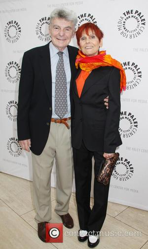 Richard Benjamin and Paula Prentiss