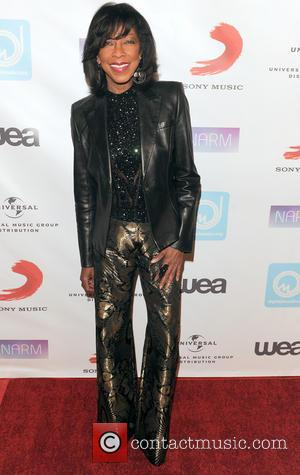 Natalie Cole - NARM Music Biz Awards dinner party at the Hyatt Regency Century Plaza - Los Angeles, California ,...