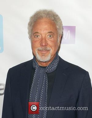 Tom Jones - NARM Music Biz Awards dinner party at the Hyatt Regency Century Plaza - Los Angeles, California ,...