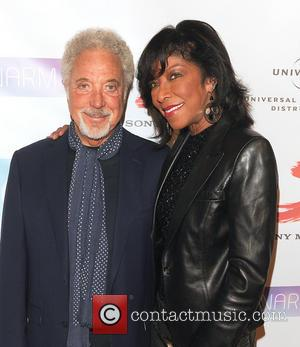 Tom Jones Performs With Jools Holland At Protest Gig