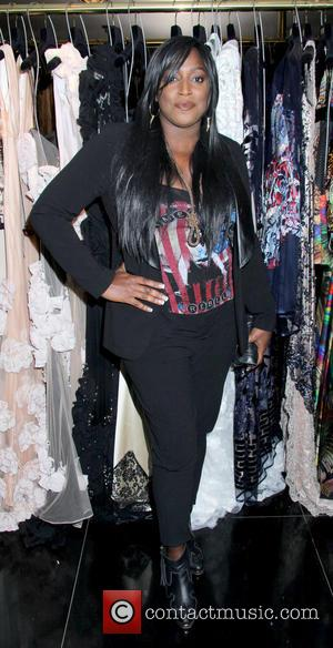 Mica Paris - Celebrities attend Nina Naustdal 2nd Anniversary Party - London, United Kingdom - Thursday 9th May 2013