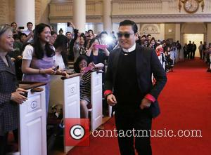 Psy Gives Guest Lecture At Harvard