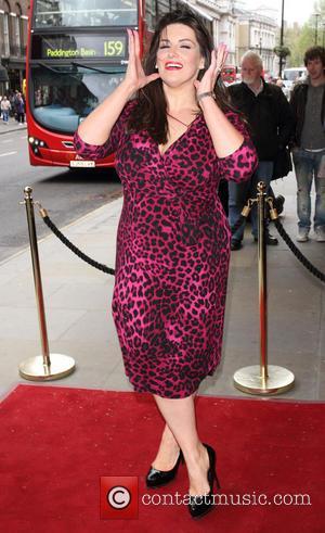 Jodie Prenger - The Hothouse Press Night at Trafalgar Studios - London, United Kingdom - Thursday 9th May 2013