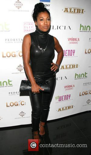 Melanie Fiona - Wendy Williams celebrates the launch of her new book 'Ask Wendy' at Pink Elephant - Arrivals -...