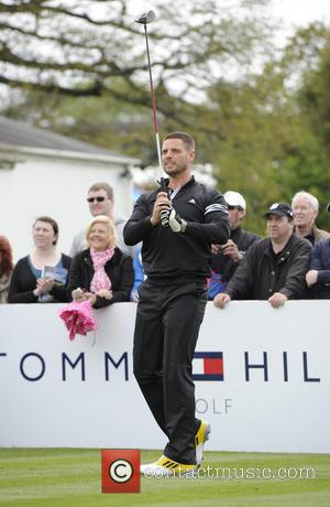 Keith Duffy - Celebrity Cup at Golf Live at the Celtic Manor Resort in Wales - Cardiff, United Kingdom -...