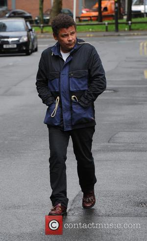 Craig Charles - Coronation Street cast arrive at Granada Studios in Manchester - Manchester, United Kingdom - Friday 10th May...