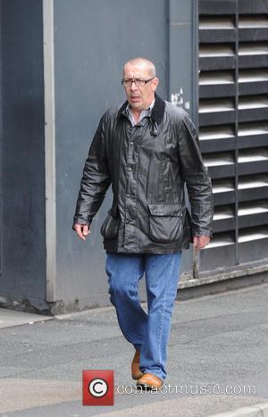 Stuart Blackburn - Coronation Street cast arrive at Granada Studios in Manchester - Manchester, United Kingdom - Friday 10th May...