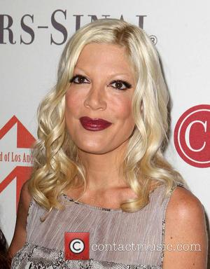 Tori Spelling Secretly Hospitalized In The Misdt Of Husband's Cheating Scandal