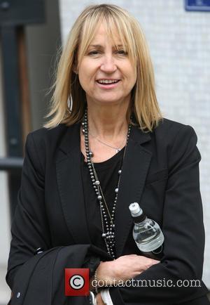 Carol Mcgiffin - Celebrities at the ITV studios - London, United Kingdom - Friday 10th May 2013