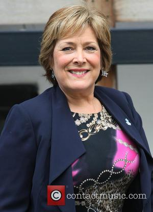 Lynda Bellingham - Celebrities at the ITV studios - London, United Kingdom - Friday 10th May 2013