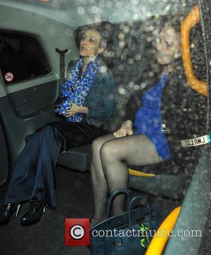 Sarah Ferguson - Sarah Ferguson, Duchess of York leaves Loulou's member club in Mayfair - London, United Kingdom - Friday...
