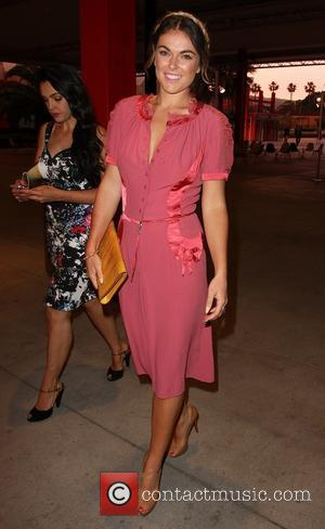 Serinda Swan - Celebrities arriving Unicef's Next Generation L.A. Launch Party at LACMA - Los Angeles, CA, United States -...