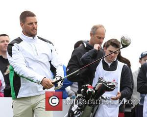 Keith Duffy - Celebrities compete in the Celebrity Cup Golf Tournament as part of Golf Live at Celtic Manor hotel...