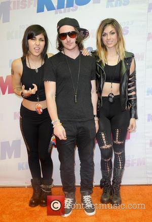 Krewella - 2013 Wango Tango presented by 102.7 KIIS FM - Los Angeles, California, United States - Saturday 11th May...