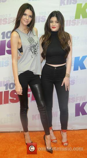 Kendrall Jenner and Kylie Jenner